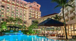 Enchanting Travels Singapore Tours Swissotel Merchant Court Clark Quay Hotel facade