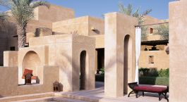 Outdoor area at Bab Al Shams Desert Resort & Spa in Dubai