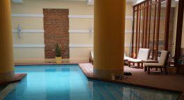 Enchanting Travels -Colombia Tours - Bagota - Hotel de la Opera - Pool