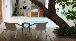 Enchanting Travels Colombia Tours Santa Marta Hotels Casa del Patio - Patio
