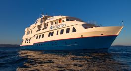 Enchanting Travels Ecuador Tours Galapagos Cruise Natural ParadiseNatural Paradise - Vessel