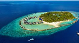 Enchanting Travels Maldives Tours Male Hotels Ellaidhoo Maldives by Cinnamon Aerial