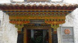Enchanting Travels Tibet Tours Lhasa Hotels Lingtsang Boutique Hotel entrance