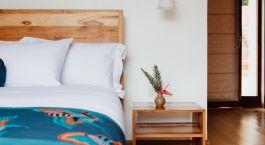 Bedroom at The Retreat Hotel in Kigali, Rwanda