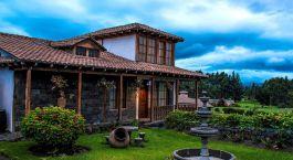 Enchanting Travels Ecuador Tours Hosteria La Andaluza garden