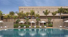 Pool at InterContinental Chennai Mahabalipuram Resort in Mamallapuram, South India