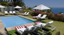Enchanting Travels South Africa Tours Cape Town Hotels Clarendon Bantry Bay new pool photo