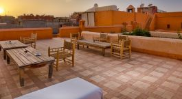 Enchanting Travels Morocco Tours Marrakech Hotels Riad Dar Sara (3)