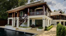 Exterior view of Na Nirand Romantic Boutique Resort in Chiang Mai, Thailand