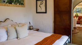 Finca Rosa Blanca San José Costa Rica Central America Bed Room