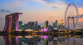 Singapore Tourism with Enchanting Travels