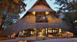 Enchanting Travels Zimbabwe Tours Victoria Falls Safari Lodge Victoria Falls Safari Lodge entrance
