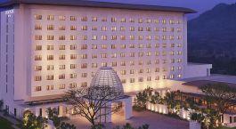 Exterior view of hotel Vivanta Guwahati, East India