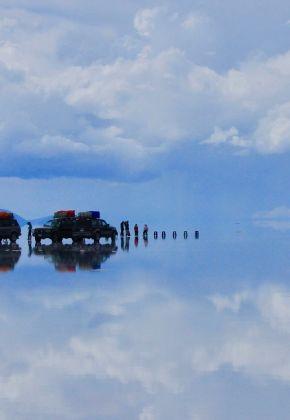 Top 10 Things To Do In Bolivia - Uyuni salt flats