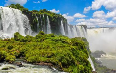 Iguazu Falls Argentina trip