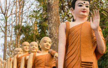 Enchanting Travels Asia Tours Cambodia Kratie Budda