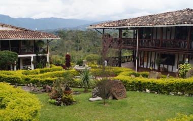Enchanting Travels Colombia Tours San Agustin Hotels Akawanka - Exterior