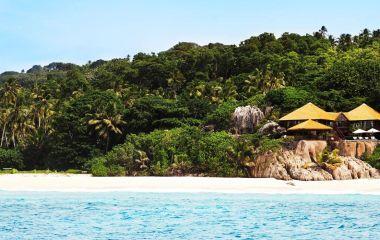 Fregate Private Island, African islands trip