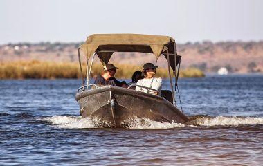 Bootssafari bei Savuti und Linyanti im Chobe Nationalpark