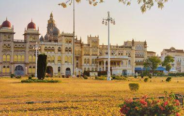 Luxury South India Tour - Mysore Palace