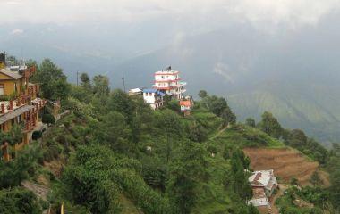 Zauberhafte Himalaya Welt: Nagarkot in Nepal