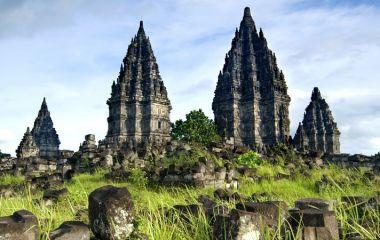 Prambanan Tempel, Java