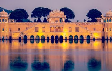 Jaipur Sights Jal Mahal and Golden Triangle India Tour with Enchanting Travels