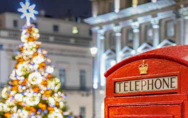 Enchanting Travels UK & Ireland Tours Christmas in London - festivals and events in the UK and Ireland
