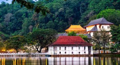 Culturally Intriguing Sri Lanka