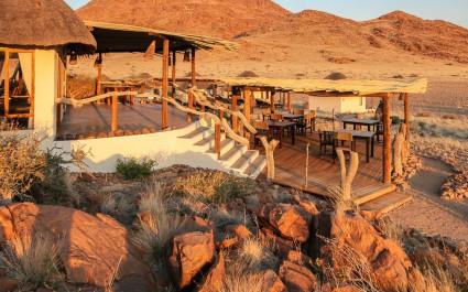 Desert Homestead in Sossusvlei