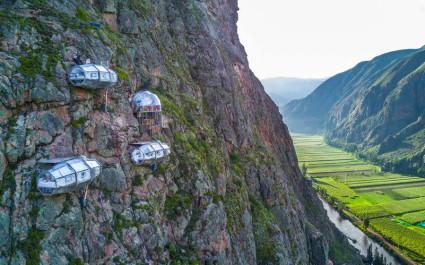 Außenansicht von Skylodge Adventure Suites, Heiliges Tal, Peru