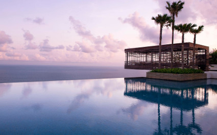 Enchanting Travels Indonesia Tours Uluwatu Hotels Aliva Villa Uluwatu view