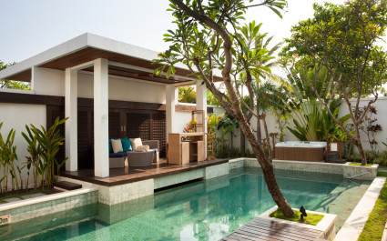 Enchanting Travels ali Tours Samaya Seminyak Pool - One Bedroom Royal Pavilion
