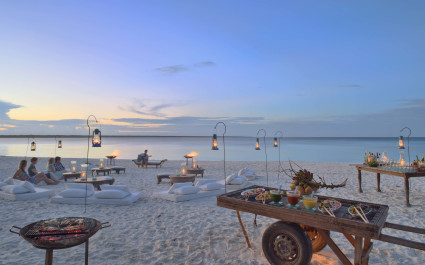 Stay at the stunning Mnemba Island Lodge on your African islands trip