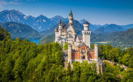 Neuschwanstein-Castle - Things to do in Germany