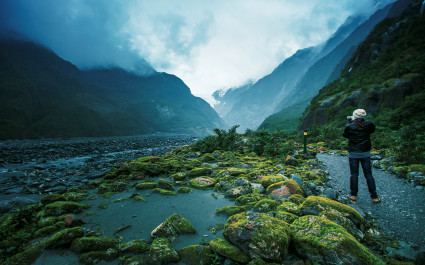 franz josef glacier new zealand, best road trips