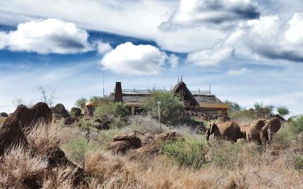 Enchanting Travels - Kenya Tours - Amboseli - Satao Elerai - Eterior