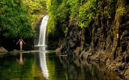 Nature in Fiji