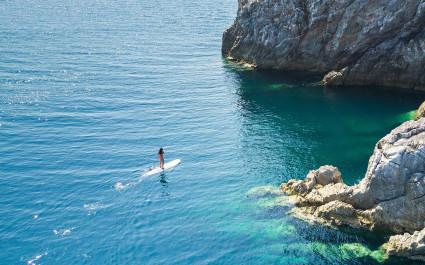 Paddle Board Wa Ale- Wa Ale Island Resort