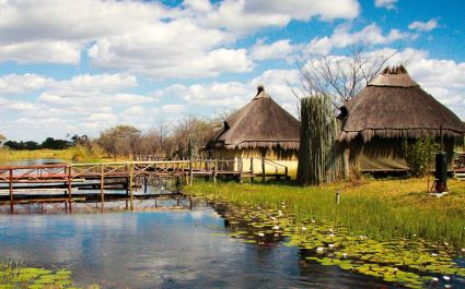 Enchanting Travels Namibia Tours Caprivi Hotels Camp Kwando camp