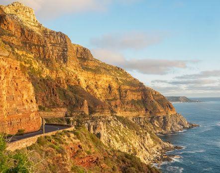 Highway in Südafrika