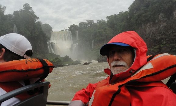 Südamerika Tour - Iguazu Wasserfälle