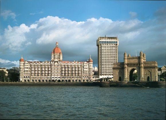 Das Taj Mahal Hotel in Mumbai