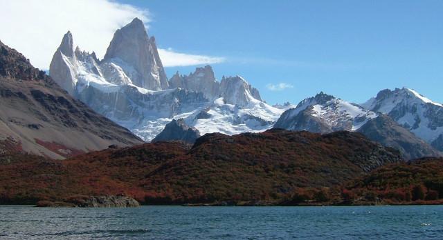 Fantastische Gletscherwelt in Patagonien, Argentinien