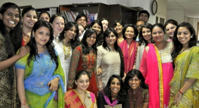 Enchanting Travels India Delhi Office Team Members