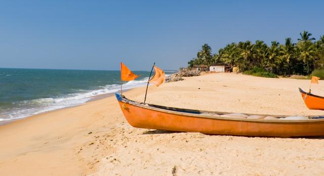 Strand von Mangalore