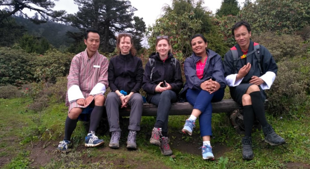 Enchanting Travels - Sangay Wangdi - Bhutan - Local Guide - 2