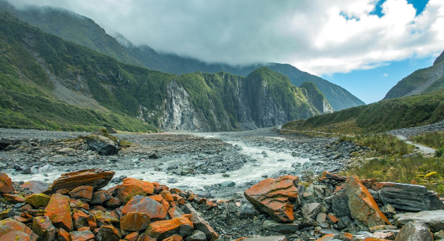 Enchanting Travels New Zealand Tours fox glacier destination in new zealand