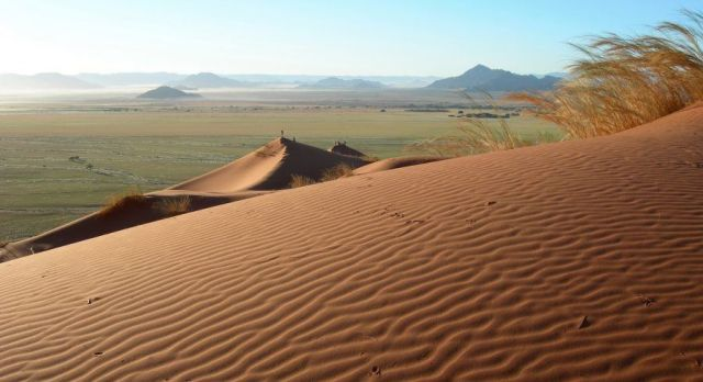 Desert in South Africa Regions