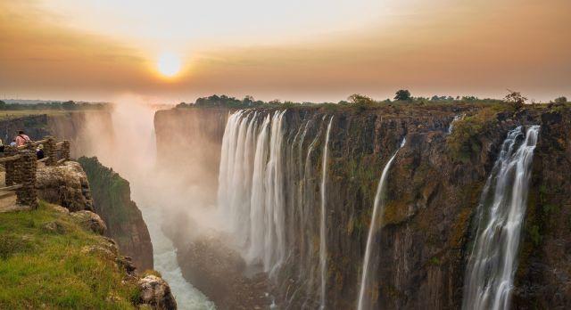 highlights of Zimbabwe - Victoria Falls Zimbabwe